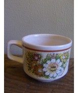 Lenox Magic Garden Coffee Cup Mug Temper ware - $5.00