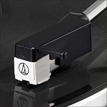 Audio Technica AT LP 60X Gunmetal Turntable Fully Automatic Stereo Record Player image 4