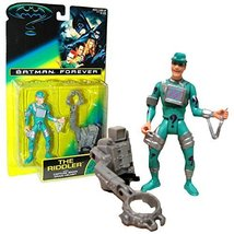 Kenner Year 1995 DC Batman Forever Series 4-1/2... - $34.99