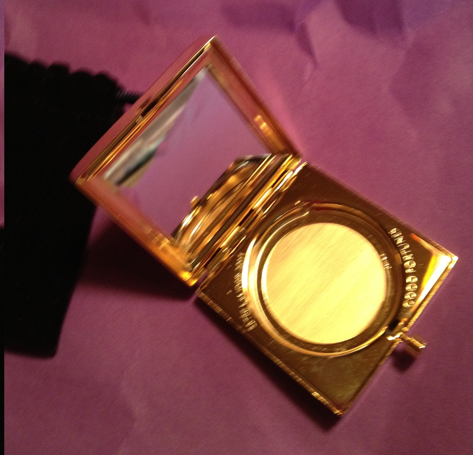 Estee Lauder ALL FORTUNES 2011 Compact - Malachite Lapis Tiger Eye Rose Quartz