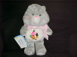 """16"""" Grams Care Bear Plush Toy With Shawl & Tags By Kenner 1983 Super Nice - $98.99"""