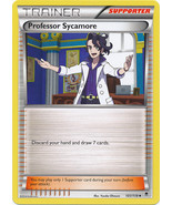 Professor Sycamore 101/119 Uncommon Trainer Phantom Forces  - $0.99