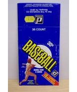 1981 Donruss baseball card complete wax box empty MIke Schmidt 1st year - $8.95