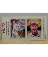 1987 Krause Diamond stars baseball cards No.1&2 Babe Ruth Wade Boggs - $8.00