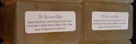 2 Lb Grade A Honey Melt And Pour Glycerin Soap Making 100% All Natural Base  - $8.95