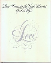 Love Poems For the Very Married 0933628102 LOIS WYSE - $19.46