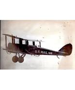 Photo of Biplane U.S. Mail - $2.75