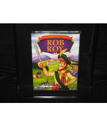 ROB ROY A STORYBOOK CLASSIC ANIMATED DVD 2005 - $4.99