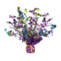"Beistle Bunny & Egg Gleam 'N Burst Centerpiece 15""- Pack of 12 - $49.23"