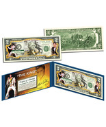 "ELVIS PRESLEY LIMITED EDITION ""SIGNATURED"" ""THE KING"" LEGAL TENDER U.S. ... - $22.99"