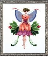 Azalea Pixie Blossoms Collection NC197 FULL AIDA KIT Nora Corbett Designs  - $27.10