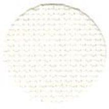 Fabric Cut for Geranium NC198 FA 16ct antique white aida 14x16 Zweigart - $6.20