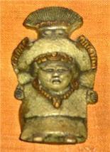 MAYA INCA AZTEC INDIGENOUS LATIN AMERICAN INDIAN STATUE - $178.20