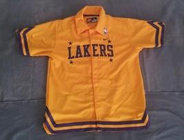 NBA Rewind Series by Nike - 1957 LA Lakers Warm Jacket - Youth Size Large - $95.00
