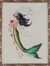 Mermaid Verde NC192 FULL LINEN KIT Nora Corbett Designs  - $45.45