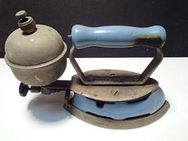 VINTAGE COLEMAN GAS IRON~~~gas iron~~rare one - $24.95
