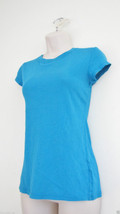 Nwt Emma & Sam LF Stores Fashion Top T-Shirt Crew Neck Sz S Small Caribe... - $17.77