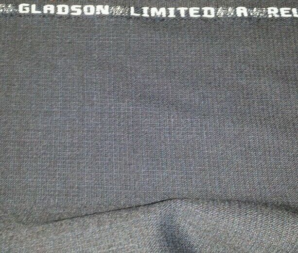 Superfine120'S Italian WoolSuit fabric  Navy PKAY 6 Yards MSRP 895 Limited EDT
