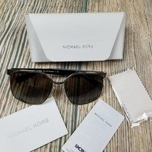 New MICHAEL KORS womens August square sunglasses MSRP $179 - $72.00