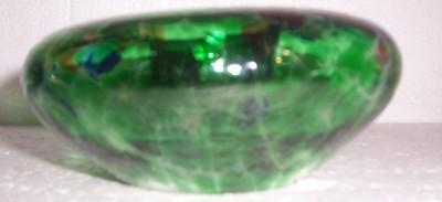MURANO MILLEFIORI VENETIAN STYLE GLASS TABLE DISPLAY