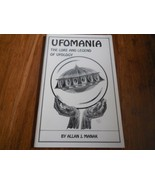 UFOMANIA: The Lore and Legend of UFOLOGY [Paper... - $24.75