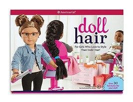 Doll Hair: For Girls Who Love to Style Their Dolls' Hair! [Paperback] Os... - $23.72
