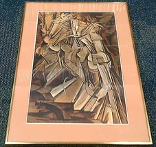 """Marcel Duchamp """"Nude Descending a Staircase / N... - $675.49"""