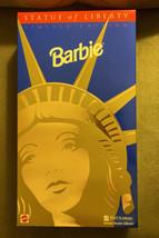 NIB Statue Of Liberty Barbie Doll Fao Schwartz 1995 14664 Limited Editio... - $15.13
