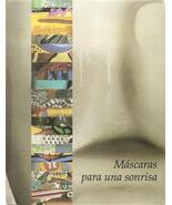 Mascaras para una sonrisa Venezuela Art MASKS W... - $251.09