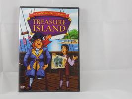 TREASURE ISLAND A STORYBOOK CLASSIC ANIMATED DVD 2005 - $4.99
