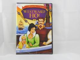 WESTWARD HO! COLOR ANIMATED CARTOON DVD 2005 - $4.99
