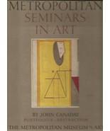 Metropolitan Seminars In Art: Portfolio 4-Abstr... - $93.50