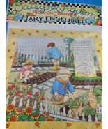 Daisy Kingdom Iron On Transfer Mary Engelbreit Boy Bunny 6524 - $7.56