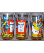 Pepsi Collector Series Glass Big Baby Huey Harvey Cartoons 12oz - $4.80
