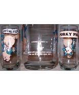 Pepsi Glass Warner Bros Star in Head Porky Pig Arby's Logo - $10.00