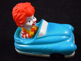 Ronald McDonald In A Car Toddler Toy - $3.99