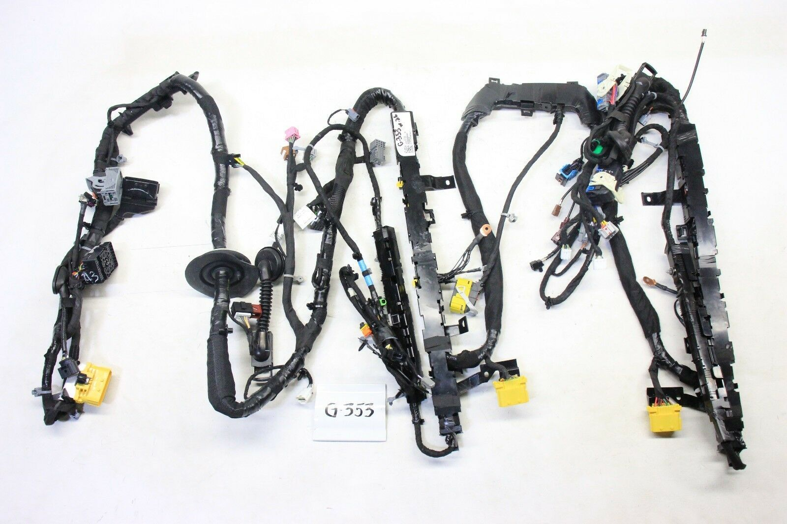 oem gm wiring harness new oem gm colorado canyon body wiring wire and 50 similar items  oem gm colorado canyon body wiring wire