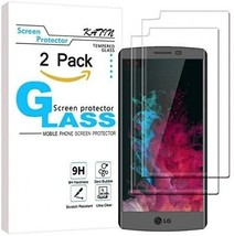 LG V10 Screen Protector - KATIN [2-Pack] Tempered Glass Screen Protecto... - $18.22