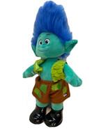 "Build A Bear Dreamworks Happy Branch Trolls Plush Blue Haired Troll 22"" ... - $26.14"