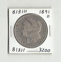1891 O Morgan Silver Dollar - # 813111 - $52.80