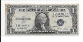 $ 1.00 - 1935 E Silver Certificate - # 69042 I - $3.84