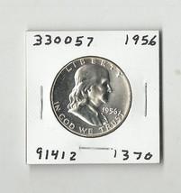 1956 Franklin Half Dollar - # 330057 - $22.08