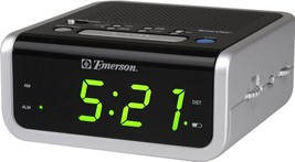 Alarm Clock Radio Automatically Adjust For Daylight Savings Time & Leap ... - $39.99