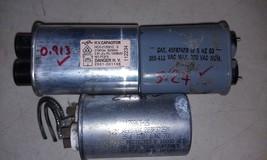 9 U81 Pack Of 3 Assorted Capacitors: 370 V/5 Mf/5.27, 370 V/25 Mf/24.8, 2100 V/0.91 Mf/ - $21.00