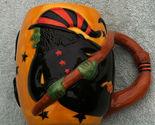 Susan Winget Halloween witch coffee mug