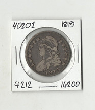 Gorgeous 1813 Bust Half Dollar - # 40201 - $244.80