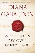 Primary image for Written In My Own Heart's Blood by Diana Gabaldon (Outlander Hardcover)