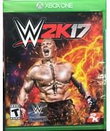 WWE 2K17 - Xbox ONE - $11.83