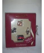 MIB Hallmark Retired American Girl Kit Miniature Ornament Set in Origina... - $14.95