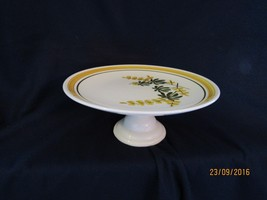 "The United States Pottery Association 11""  Cake Dish - $5.93"